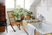 Relaxing Bathrooms / by Erica Leon
