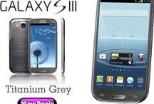 Samsung Galaxy S3 4G LTE Titanium Grey Deals / Titanium Grey Samsung Galaxy S3 (i9305 LTE) is one of two Galaxy SIII models available on the new EE 4G network with contract deals now available.