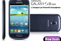 Samsung Galaxy S3 Mini Deals / The new Mini S3 is the smaller brother to the best selling Samsung Galaxy S3 with a smaller footprint but many of the same features and a very similar design. Samsung Galaxy S3 Mini deals can now be ordered on Orange, T-Mobile, Vodafone and O2 from free.