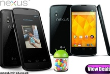 Google Nexus 4 / Google Nexus 4 offers a quad-core processor, 4.7 inch True HD display, Android 4.2 Jelly Bean and a whole host of new features! / by Phones LTD - Compare Cheap Mobile Phone Deals