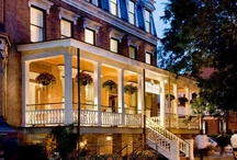 Saratoga Arms :: Top Rated Saratoga Springs Hotel / The Saratoga Arms is an award winning boutique hotel in Saratoa Springs, New York. Offering incredible specials and packages for an incredible getaway to remember.