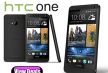 HTC One Deals / Cheapest contract deals for the HTC One Black edition.