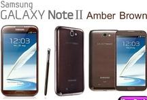 Samsung Galaxy Note 2 Amber Brown Deals