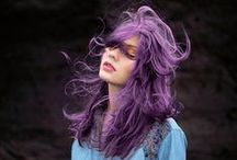 Hair Color / My lust and wonder of colorful hair has led me to create an board exclusively for it. / by Laura Davis