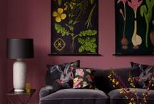 Color Trend: Purple / For the lover of purple hues... / by PoshLiving