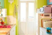 Bold and Bright / Brighten up your home with these bold products and home decor ideas! / by PoshLiving