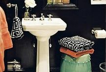 Color Trend: Black and White / What is black and white and gorgeous all over? Take a look for yourself! / by PoshLiving