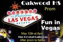 Destination VEGAS / Planning a Casino style Prom?  We've got you covered! / by AmericanProm