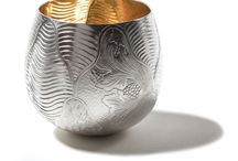 Great works of silver / Beautiful examples of contemporary silversmithing