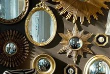 Mirror Mirror / Who is the fairest of them all? / by PoshLiving
