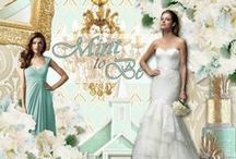 Mint To Be / Your wedding is Mint to Be Watters. Our favorite décor and details with the color Mint! / by Watters