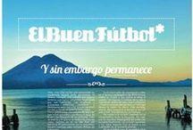 EBF* // Reacción Deportes / Colaboraciones de ELBUENFÚTBOL* para el diario Reacción. http://www.reacciondeportes.com
