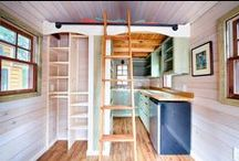 Dream Tiny Home / The house of my dreams... just tinier. Houses, home decor and tips for living in a small space. / by Laura Davis