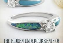 Wedding Rings 101 / When it comes to wedding and engagement rings, there is SO much to know, particularly where unique wedding rings are concerned. Settings, Diamonds, Alternative Stones... Don't become overwhelmed - Let us help educate you!