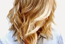hair / The perfect edgy and stylish hair inspiration.