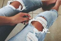 style / Stylish and casual clothes.