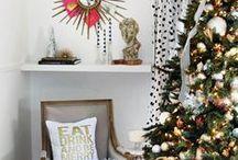 christmas / Christmas decor inspiration and ideas.