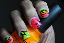 Nail Ideas! / by Raven Alexander