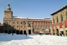 Emilia Romagna Snow