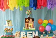 B's 2nd UP Birthday Party / by Whitney Kahn