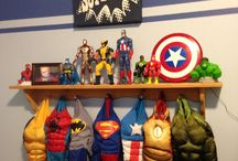 Comic Book Crazy / At Squirrol we have some of the most passionate comic book collectors in the world. Whatever hero you have we love them all and everything associated with Comic Books.