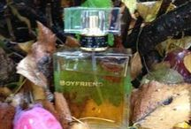 BOYFRIEND & BILLIONAIRE BOYFRIEND - tribute to my obsession with these wonderful fabulous fragrances by actress Kate Walsh
