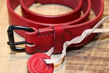 leather garments - made in austria. to last a lifetime. / http://www.sunsetstar.com/Handmade-Leather-Goods / by SUN/SET/STAR
