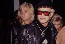 Mark Younger-Smith Billy Idol