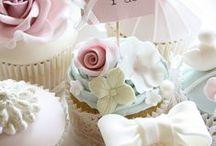 Wedding: Cake + Sweet Treats