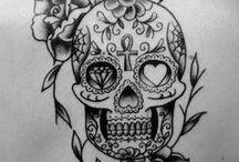 Tattoos & Piercings / by Joy Easley