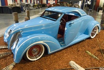 Classic Cars & Trucks / Disclaimer: All images on my boards are PINS. I claim no copyright or ownership.  / by Patty Woods