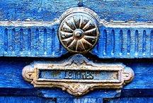 blue / by Aliza Sherman