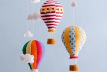 Sprout's Nursery / Circus/ Carnival theme, bright colour pops  / by Andrea Durham