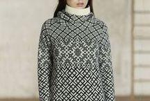 knits. / http://www.sunsetstar.com/eng/Store/Women/Sweatshirts-Cardigans / by SUN/SET/STAR