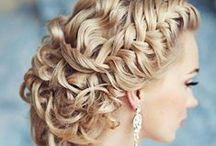 Beauty: Hair / Inspiration for your wedding day or next photo shoot!