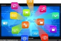 social media economic development