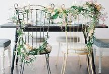 Chairs & Linens