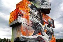 STREET ART / #graff #streetart #liberté #talent