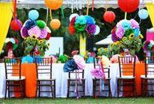 LES MARIAGES / L'Eté approche, le moment où tous les mariages fleurissent.  Voici quelques belles images et quelques beaux portraits de ces moments de vie uniques <3