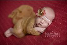 Newborn Photo Ideas / No... not for me. / by Whitney Kahn