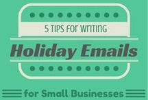 Small Business Email Ideas