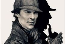 Sheer love for Sherlock! / Sherlock Holmes, super show and everyone at sqrall.com is a real fan. Anything we find about Sherlock we'll be pinning it here! / by sqrall.com