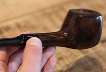 Handmade Pipes by Fynn Pipe / www.sunsetstar.com/Fynn-Pipe / by SUN/SET/STAR