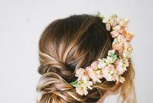 To Arrange / Floral arrangements, crowns, bouquets
