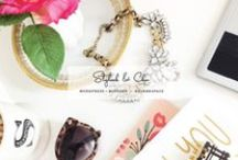 my work / Branding, web design, blog design and photography by Hello Big Idea.