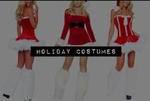 Sexy Holiday Costumes @Musotica.com / Buy Musotica's Sexy Holiday and Christmas Costumes introducing Holiday Go Go Wear, Holiday Dresses, Holiday Rompers and One Pieces, Holiday Hats and more...