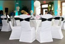 RSVP Wedding: Cheney & Elom / Client: Cheney & Elom  Ceremony: Blessed Sacrament Church Reception: STONEBRIDGE GOLF AND COUNTRY CLUB Decorator and Wedding Planner: RSVP EVENTS Entertainment: QUALITY ENTERTAINMENT Limo: INFINITY LIMOUSINE OTTAWA Hair: Eminence Coiffure Make Up: Antonia Flowers: BEAUDRY FLOWERS Cake/Cupcakes: JS CREATIONS Back Drop: PEARL DECOR Date: August 3oth, 2014