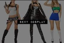 Sexy Cosplay @Musotica.com / Sexy Cosplay Costume Ideas, Cosplay dress up, sexy geek, sexy comicon, costumes, sexy costumes, sexy Halloween, Sexy Halloween, Adult Cosplay, sexy Comic Books look, sexy Marvel costumes, sexy Fantasy costumes, sexy Horror dress up