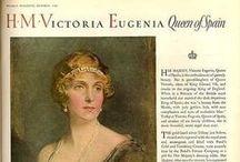 Ena, Victoria Eugenia de Battenberg, reina consorte de España