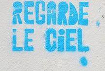 Des mots ! / Words ...